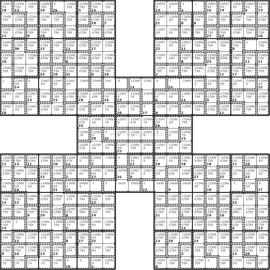 Download image Killer Samurai Sudoku Printable PC, Android, iPhone and ...
