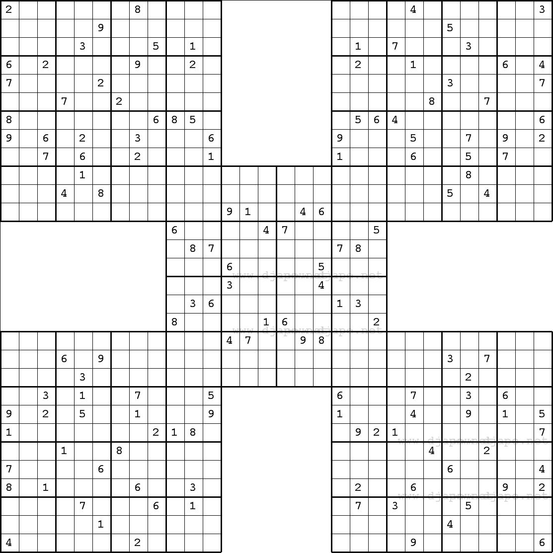 how to create sudoku puzzles algorithm