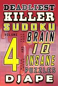 Deadliest Killer Sudoku, volume 4