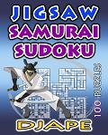 Jigsaw Samurai Sudoku book