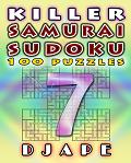 Samurai Killer Sudoku book, volume 7