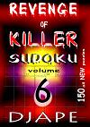 Revenge of Killer Sudoku, volume 6