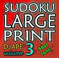 Large Print Sudoku, vol 3
