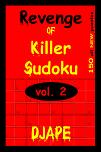Revenge of Killer Sudoku volume 2