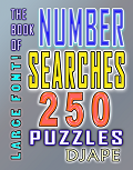 250 Number Searches puzzles