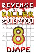 Revenge of Killer Sudoku book, volume 8