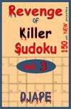 Revenge of Killer Sudoku, volume 3
