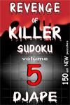 Revenge of Killer Su doku, volume 5