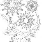art of coloring page 61